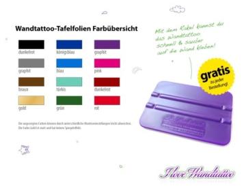 I-love-Wandtattoo 11166 Tafelfolie