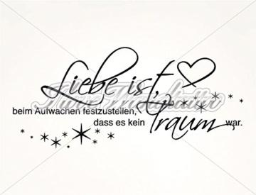 I-love-Wandtattoo 11466 Wandtattoo Spruch