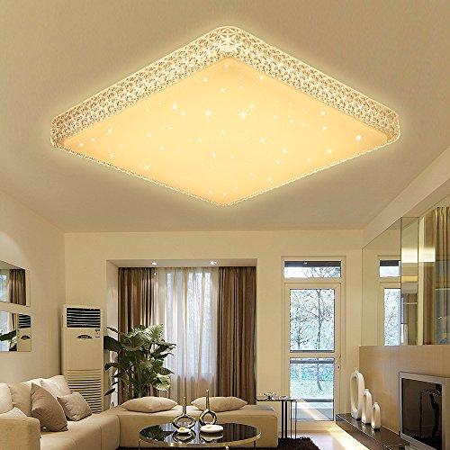 Vingo design led warmwei 2700k 3000k quadrat eckig for Badlampe design