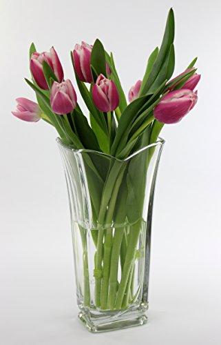"""Italienische Glas, mit """"vinciana 'Flower Vase. - 1"""