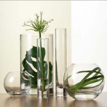 LEONARDO 014080 Vase Noble 30 cm Ø 6 cm klar - 2