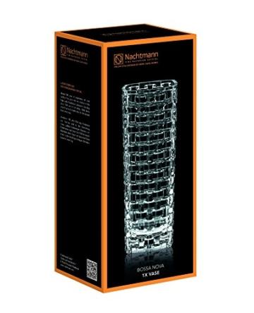 Spiegelau & Nachtmann, Vase, Kristallglas, 20 cm, 0082088-0, Bossa Nova - 4
