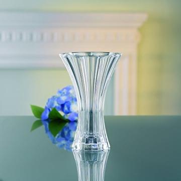 Spiegelau & Nachtmann, Vase, Kristallglas, 21 cm, 0080500-0, Saphir - 3