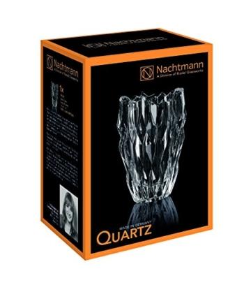 Spiegelau & Nachtmann, Vase, Kristallglas, 26 cm, 0088332-0, Quartz - 3