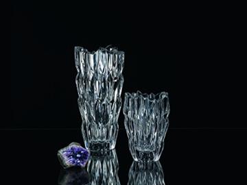 Spiegelau & Nachtmann, Vase, Kristallglas, 26 cm, 0088332-0, Quartz - 4