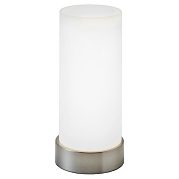 B.K.Licht Tischleuchte | Nachttisch-Leuchte für Schlafzimmer | Berührungssensor | Touchfunktion | IP20 - 2