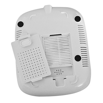 KBAYBO Auto Luftreiniger, Sola oder USB Power für SainSonic Auto-Lufterfrischer Ionisator Air Filter tragbar Auto Air Cleaner Ionisation Luftreiniger beseitigen Geruch, Essantial Öl Diffusor, Handy Halter - 8