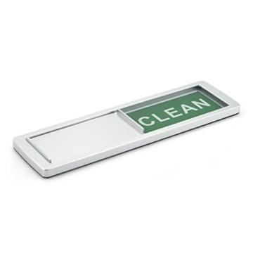 Charles Daily Dish Nanny | Magnet-Schild für Geschirrspüler | Blende Spülmaschine | Büro-Zubehör Organizer | Küchen Gadget - 7