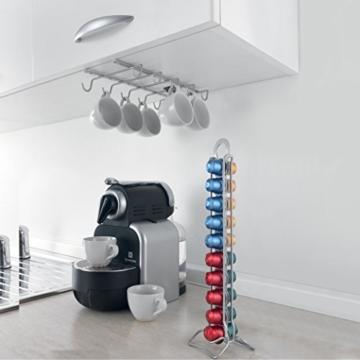 Metaltex 364928039 My Mug Schrankeinsatz Tassenhalter für 10 Tassen - 5