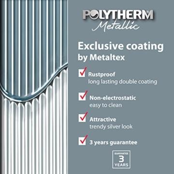 Metaltex 364928039 My Mug Schrankeinsatz Tassenhalter für 10 Tassen - 6