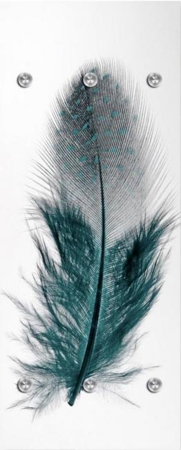 Garderobe »Feder« 50/125 cm