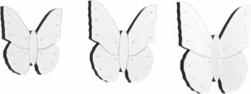 Home affaire Wanddeko »Schmetterling«, im 3er-Set