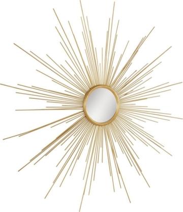 Leonique Wanddeko »Spiegel« aus Metall