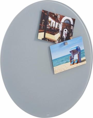 Sigel Glas-Magnettafel, rund
