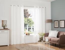 Vorhang »Tivoli«, my home, Ösen (2 Stück)