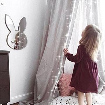 Fenteer Spiegel Aufkleber Wandsticker Wandaufkleber Deko für Kinderzimmer, Auswahl - # 3 - 5