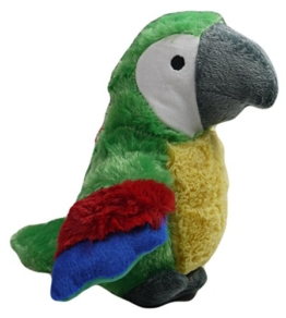 khevga Türstopper aus Stoff in Form Papagei - 1