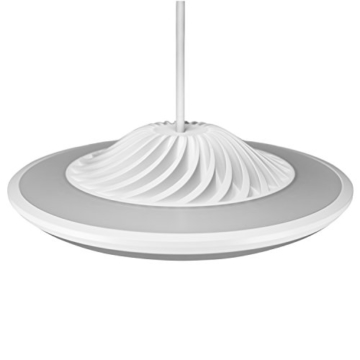 Luke Roberts 'Model F' - Smart LED Pendant Lamp with App Control, Bluetooth, indirect Light, 16 Mio. RGBWW Colors, Amazon Alexa Skill; perfect for any Smart Home - 2