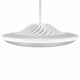 Luke Roberts 'Model F' - Smart LED Pendant Lamp with App Control, Bluetooth, indirect Light, 16 Mio. RGBWW Colors, Amazon Alexa Skill; perfect for any Smart Home - 1