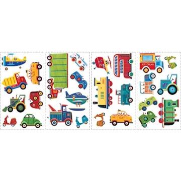 RoomMates 54233 Fahrzeuge - 4