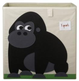 3 Sprouts Aufbewahrungsbox Gorilla - 1