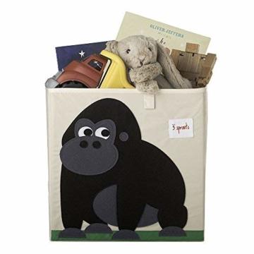 3 Sprouts Aufbewahrungsbox Gorilla - 4
