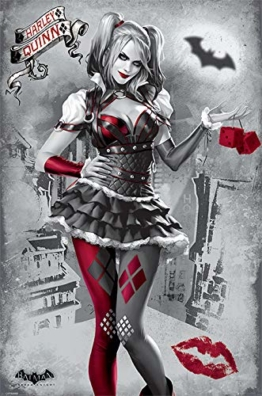 DC Comics Harley Quinn Poster. Offiziell lizenziert - 1