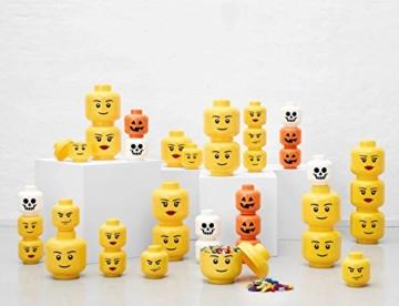 LEGO Lizenzkollektion 40310109 - Aufbewahrungskopf, S, klein, Geist - 3