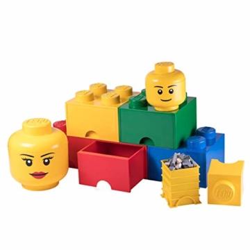 LEGO Lizenzkollektion 4032- Aufbewahrungskopf, L, groß, Junge - 2