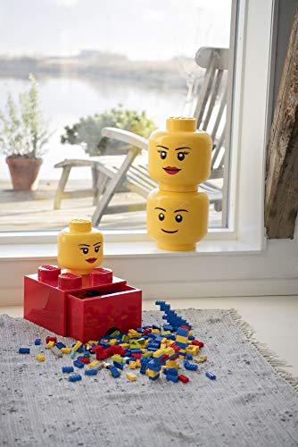 LEGO Lizenzkollektion 4032- Aufbewahrungskopf, L, groß, Junge - 5