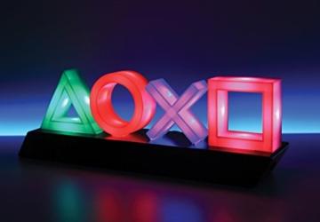 Playstation PP4140PS Tasten Symbol Lampe mit Farbwechsel Funktion, Mehrfarbig - 3