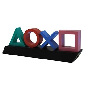 Playstation PP4140PS Tasten Symbol Lampe mit Farbwechsel Funktion, Mehrfarbig - 4
