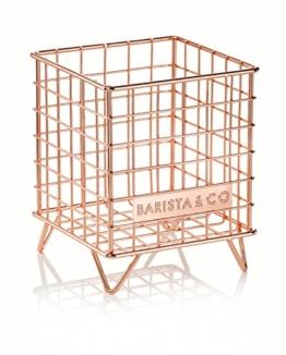 Barista & Co Pod Käfig Kaffee-Kapselhalter, elektrische copper-parent Electric Copper - 1