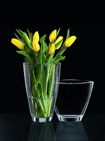 Spiegelau & Nachtmann, Vase, Kristallglas, 25 cm, 0083736-0, Carre - 2