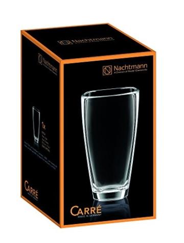 Spiegelau & Nachtmann, Vase, Kristallglas, 25 cm, 0083736-0, Carre - 3