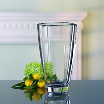 Spiegelau & Nachtmann, Vase, Kristallglas, 25 cm, 0083736-0, Carre - 4